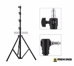 Light stands : High quality heavy duty lightstand with air cushions/ M1 /M4 mutil purpose boom light stand kit