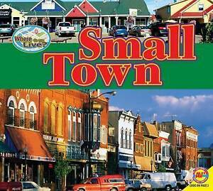 NEW Small Town (Where Do You Live?) by Pamela McDowell