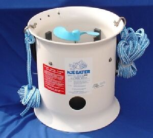Ice Eater De-Icer for Marine Use 3/4 HP