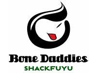 Quirky Waiters/Waitress - Bone Daddies/Shakfuyu - £££