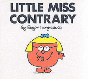 Little Miss Contrary by Roger Hargreaves Paperback Mr Men collection book L29 - <span itemprop=availableAtOrFrom>Lochgelly, United Kingdom</span> - Little Miss Contrary by Roger Hargreaves Paperback Mr Men collection book L29 - Lochgelly, United Kingdom