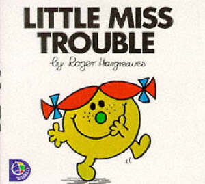Little Miss Trouble by Roger Hargreaves (Hardback, 1998)