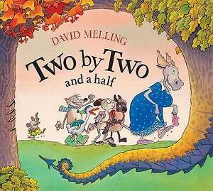 Two By Two and a Half, David Melling