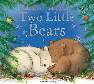 Two Little Bears,Moore, Suzi,New Book mon0000058673