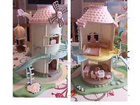 An amazing Bargain!!! Sylvanian Families Nursery Windmill .
