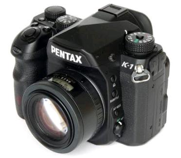 Pentax K1 + 50mm 1.4