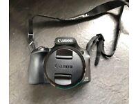Canon PowerShot SX60 bridge camera