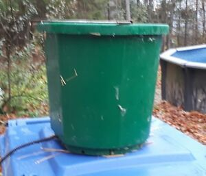 Heated Livestock Bucket