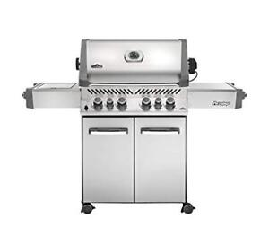 Napoleon Stainless Steel BBQ Grill