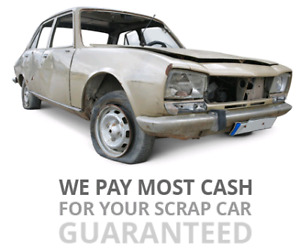 Cash for your scrap vehicle