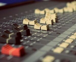 1-on-1 Pro Tools, Logic and FL Master Classes - In Studio