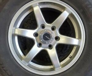 """MAGS 17"""" RSSW pour camoin GMC, CHEVROLET"""