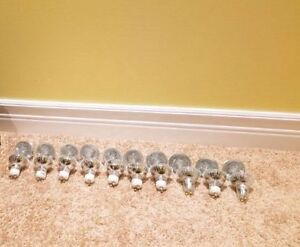 For sale: GU10 50W Halogen Light Bulbs Kitchener / Waterloo Kitchener Area image 1