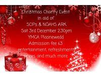 Family Christmas event YMCA Plas community centre