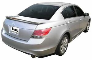 2008 Honda Accord EX-L Sedan with Spoiler