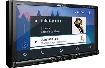 "Pioneer MVH-2300NEX 2 DIN MP3 Digital Media Player 7"" Blueto"