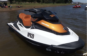 2014 SEADOO GTX155 Strathmore Moonee Valley Preview