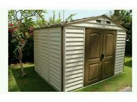 DURAMAX GARDEN SHED 10X8 NEW!!! RRP £799