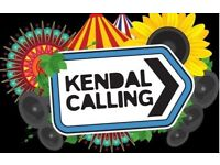 Kendal Calling 4x Thurs to Sun Adult Weekend tickets £100 Each