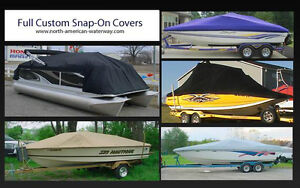 Snap-On Boat Covers - Full & Cockpit Covers