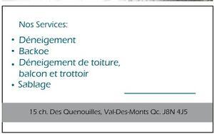 déneigement D&B sur appel avec ou sans contrat service 24/7 Gatineau Ottawa / Gatineau Area image 2