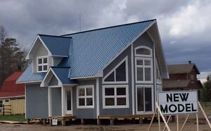 HOME & COTTAGE SHELL PACKAGES ON YOUR LOT, STARTING AT 25K
