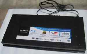 Sony Blue Ray Disc/DVD Player - BDP-S370 St Albans Brimbank Area Preview