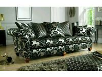 Stunning 3 seater sofa from Sofology . Looks brand new.few month old RRP £950.00