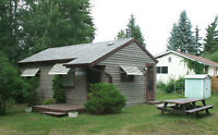 Alberta Beach Cabin