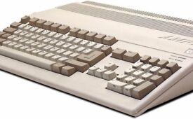 Wanted Amiga Computers and Games