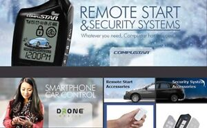 Remote Car Starter, 12volt Instillation Services & window Tint