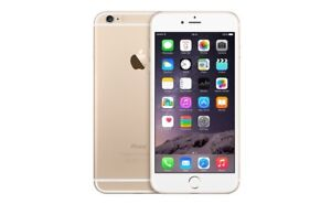 EXCELLENT CONDITION - 64 GB Gold IPhone 6s + ACCESSORIES