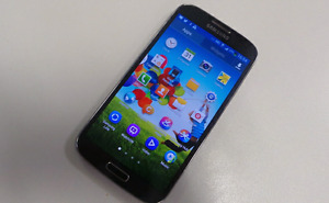 Samsung Galaxy s4. Bell and virgin