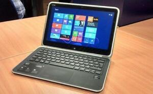 DELL XPS 12 Convertible 12.5 '' TouchScreen, Intel i7 , turbo speed 3.0GHz , 8GB , 256GB SSD  + Mc Office Pro 2016