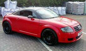 Audi TT 240 Milano red!!