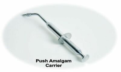 Dental Push Amalgam Carrier Hand Instruments
