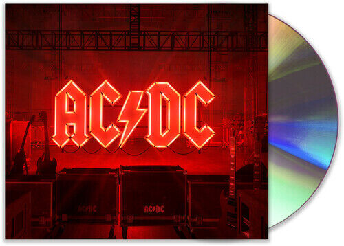 AC/DC ** Power Up **BRAND NEW FACTORY SEALED CD!!!!!!!!!!!!!!!!