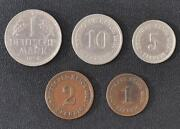 Old German Coins