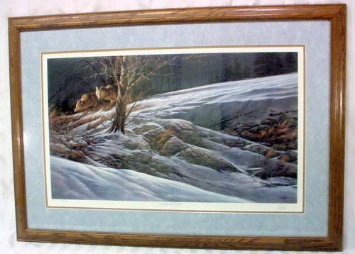 terry redlin signed prints ebay