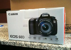 Canon 60D package, see below for details ""