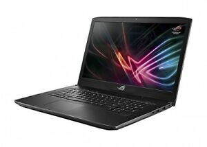 ASUS ROG STRIX i7 Gaming Laptop - SCAR Edition