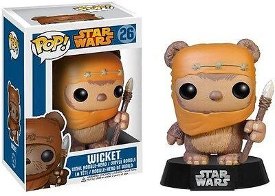 Wicket Funko Pop  Star Wars Toy