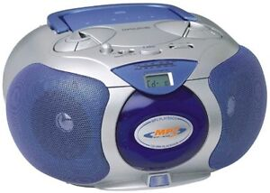 RADIO CD MP3 PORTATIF KOSS PLAYBACK