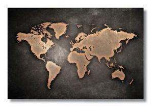 World map poster ebay vintage world map poster gumiabroncs Gallery