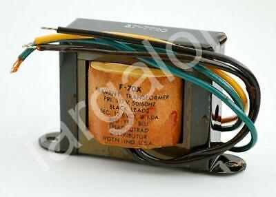Triad F-70x Filament Transformer 120vac 12.6v 117v 50 60 Hz New