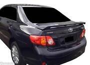 Toyota Corolla Body Kit