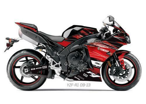 Yamaha r1 graphic kit ebay for Yamaha r1 deals