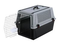 Pet Carrier Travel Car Cage (Xlarge, Good Condition, Airport Approved, Used Once)