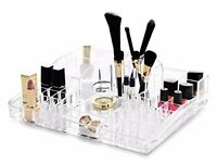Makeup Jewellery Organizer Practical BINO The Supreme 43 Compartment Acrylic