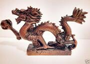 Chinese Resin Dragon